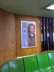 Michael Mandiberg on the Staten Island Ferry