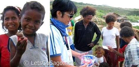 Pinatubo Local Aeta Community