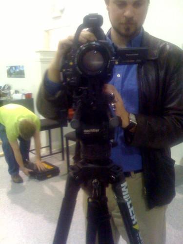 @dunlap I'm ready for my close-up Mr. Dunlap! @greyscalemovie