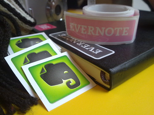 Evernote @ #Tuttle