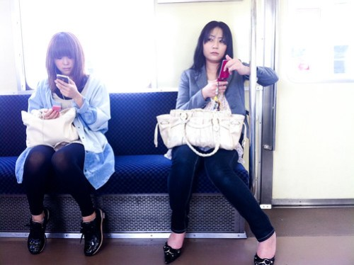 To Shinjuku using Keio line