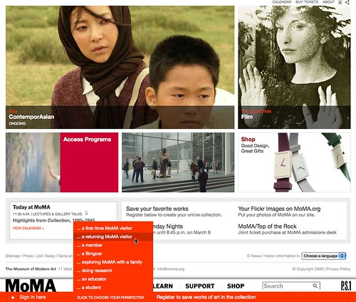 new MoMA.org