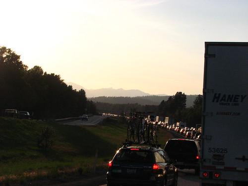 Memorial Day 2009 Traffic