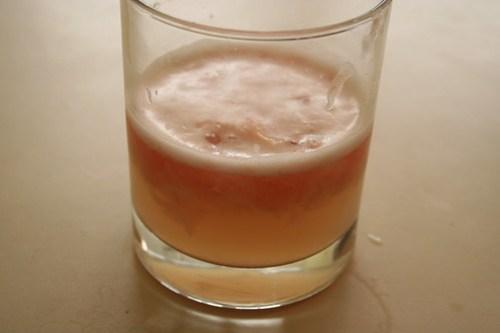 pulpy grapefruit margaritas