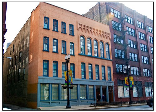 New Actors' Equity Association headquarters at 557 W Randolph St