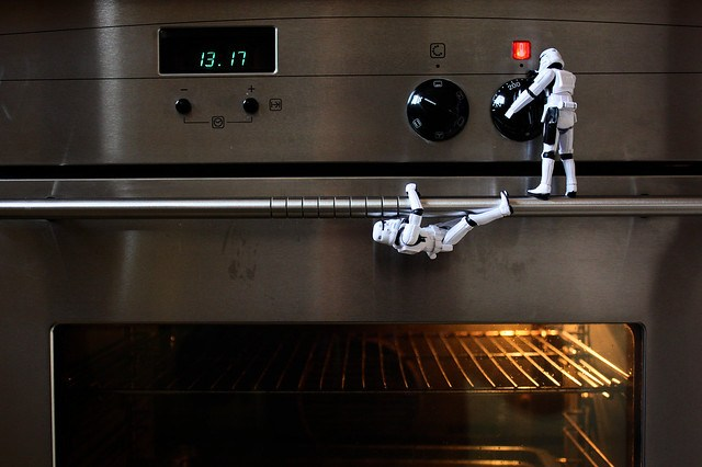 A new secret weapon - The Planet Oven
