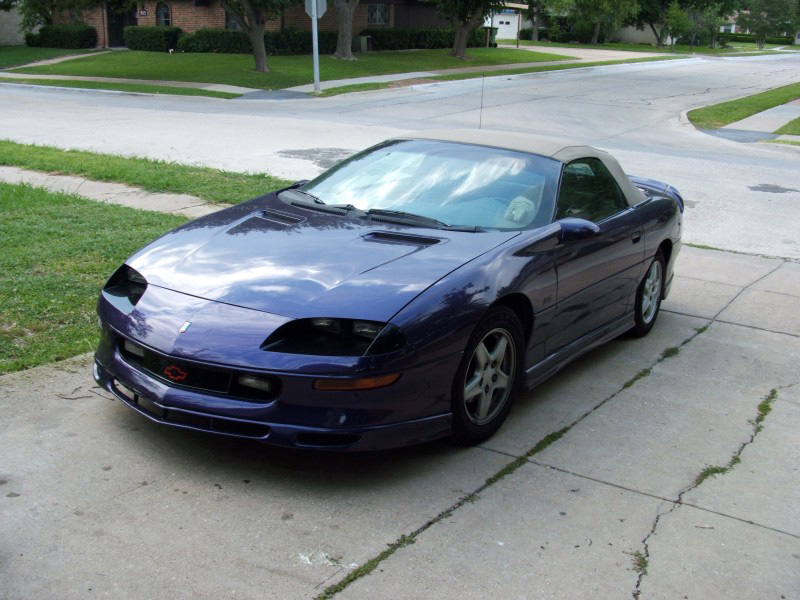 How many total 1997 30th Anniv SS\u0027s were there? - LS1TECH - Camaro
