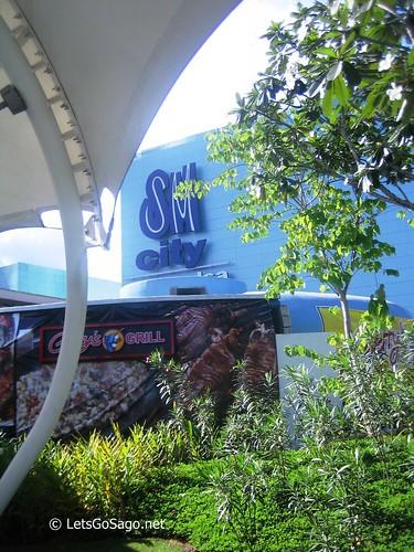 SM City North Edsas Sky Garden