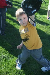 Ready for T-ball