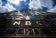 NBC building in Chicago (by gcfairch)