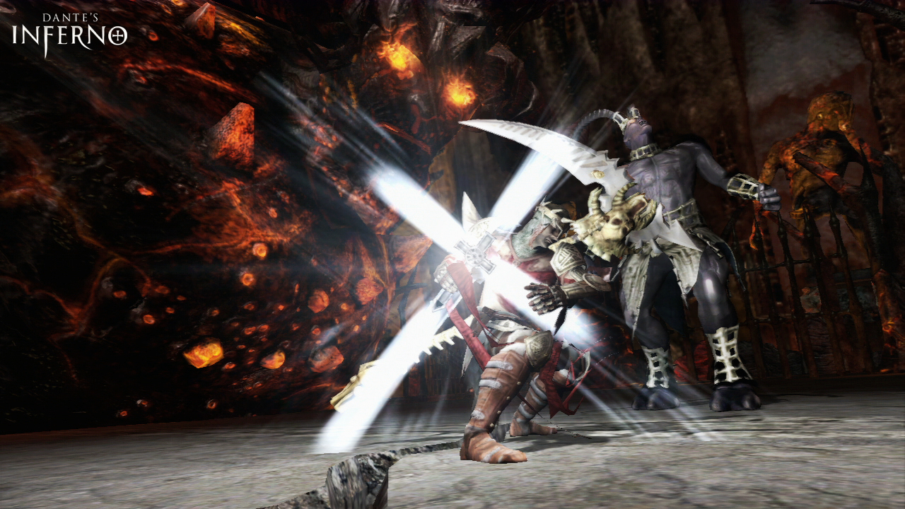 Wallpaper 3d Resident Evil 4 Juego Dante S Inferno De Electronic Arts