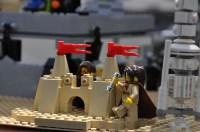 Sand Castle Jedi