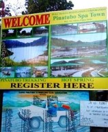Pinatubo Spa Town