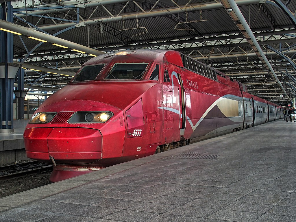 Trein Parijs The World 39s Best Photos Of Tgv And Thalys Flickr Hive Mind