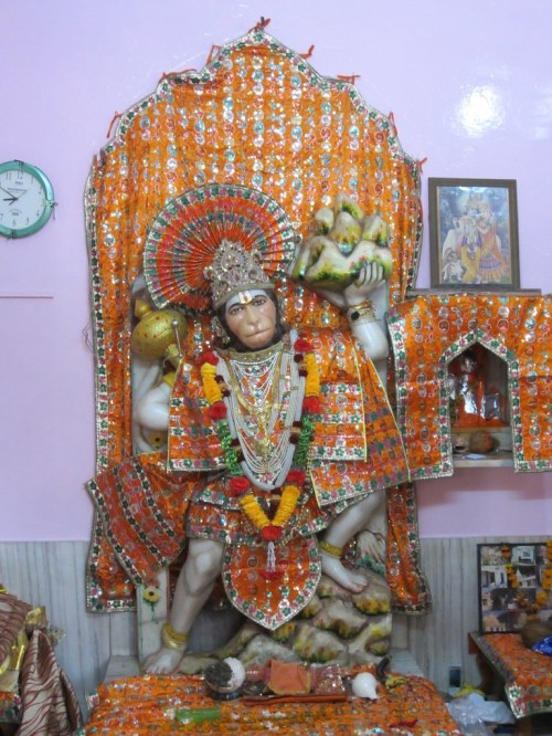 Medium Of Vraj Temple Pa