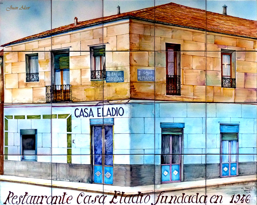 Azulejos Valencia The World 39s Best Photos Of Azulejos And Manises Flickr