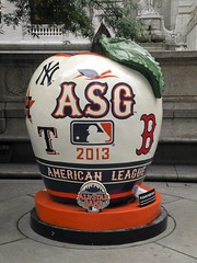 2013 MLB Apples On Parade: 2013 American League