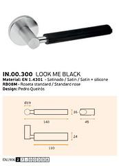IN.00.300 LOOK ME BLACK
