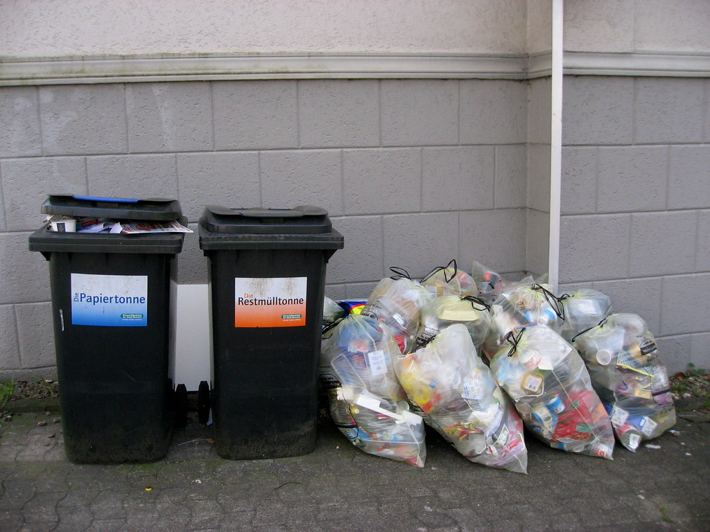 Recycling Bielefeld The World S Best Photos Of Bielefeld And Müllabfuhr Flickr Hive Mind