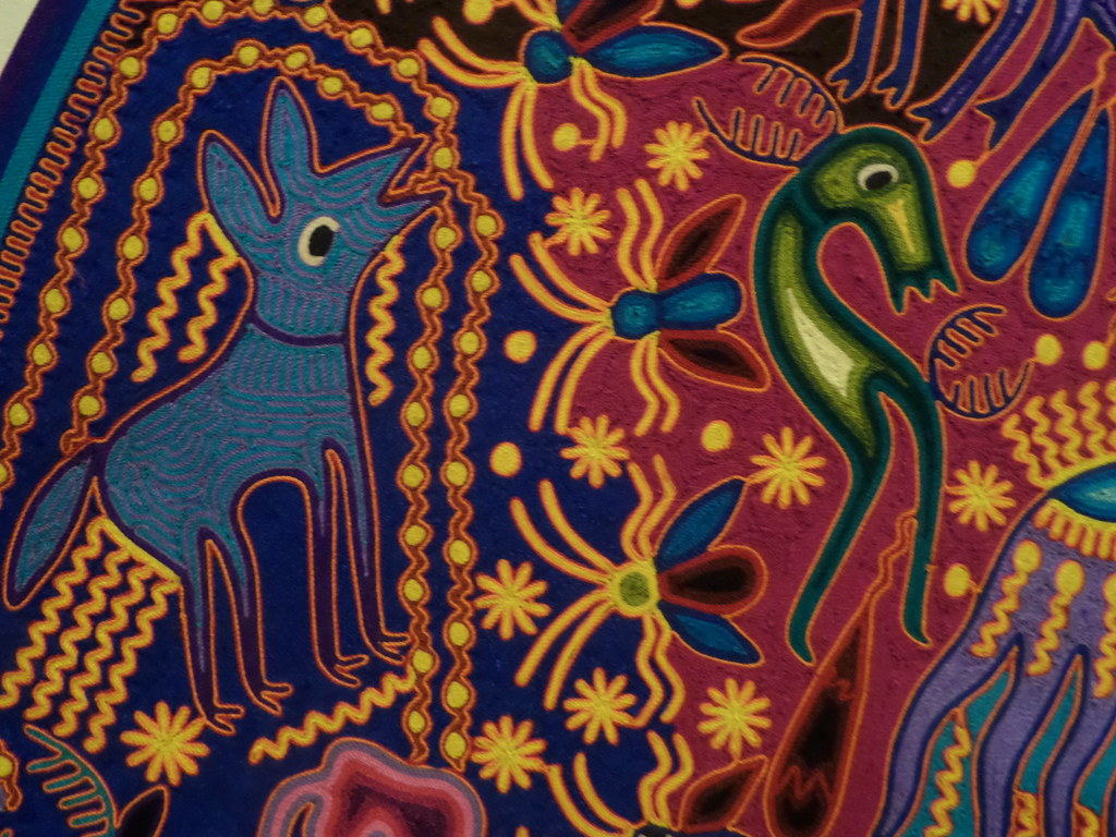 Arte Huichol Mexico The World S Best Photos Of Arte And Huichol Flickr Hive Mind
