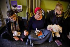 Adelaide sit-in prayer vigil for asylum seekers at MP Jamie Briggs' office