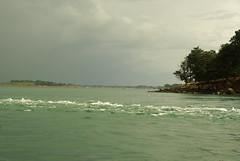 Les courants du Golfe du Morbihan