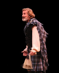 Gordon Goodman (Mr. Lundie) in Brigadoon, produced by Music Circus at the Wells Fargo Pavilion August 5-10, 2014. Photos by Charr Crail.