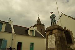 Monument aux morts de Houat