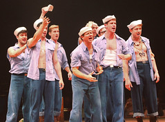 Cast of South Pacific, produced by Music Circus at the Wells Fargo Pavilion July 22-27, 2014. Photos by Charr Crail.