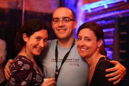 SXSW Facebook Party - Randy Zuckerberg, Dave McClure, Bran\u2026 Flickr