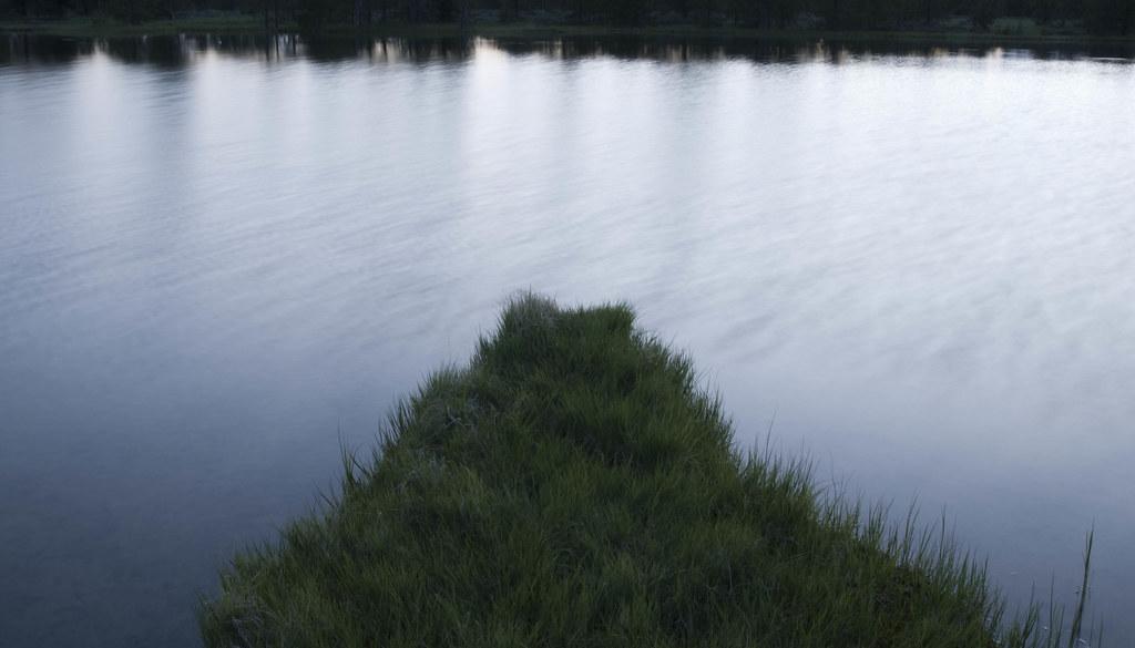 Grass Peninsula, Pete\u0027s Puddle, Island Park Scout Camp, Id\u2026 Flickr