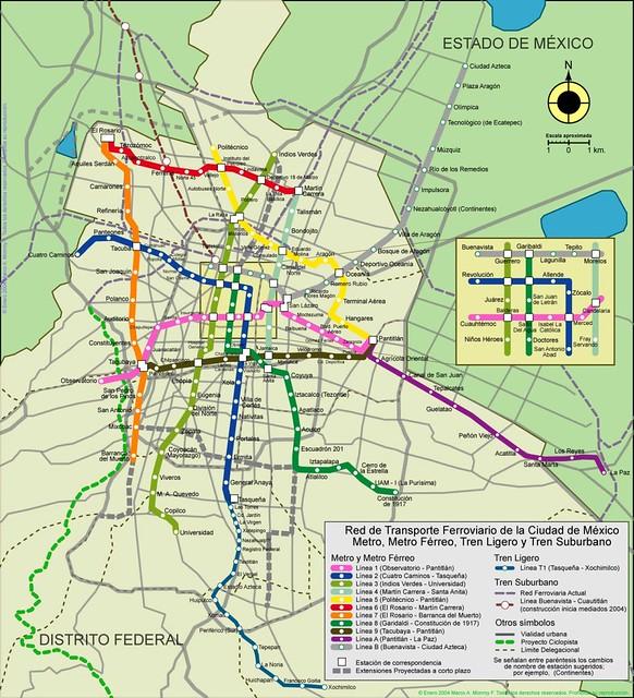 horario ciudad de mexico: