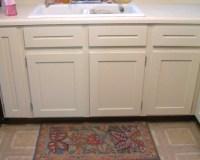 kitchen cabinet resurface | Flickr - Photo Sharing!