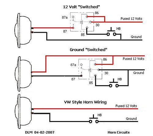 vsm turn signal wiring diagram