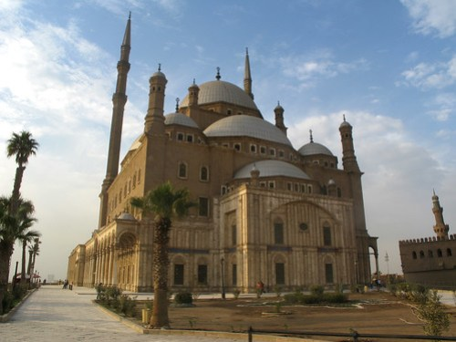 The Mosque of Muhammad 'Ali