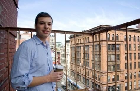 Mike Hudack of Blip.tv