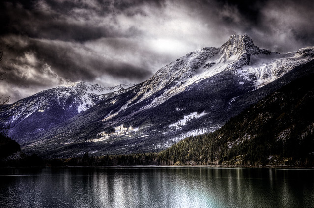 Very Best Hd Wallpapers Dark Mountain Flickr Photo Sharing