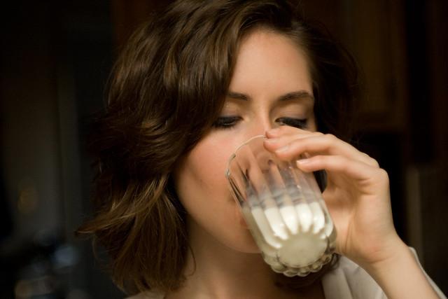 Milk and Lauren