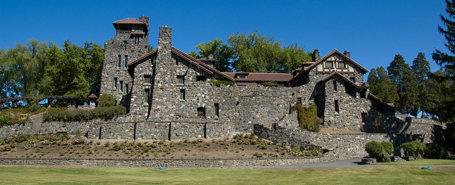 App Screen Westhome (congdon Castle) (yakima, Wa) | Flickr - Photo