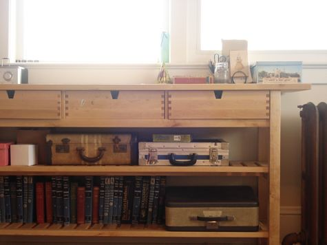 Ikea Norden Buffet Forhoja Kitchen Cart A Gallery On Flickr