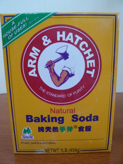 Arm & Hatchet baking soda