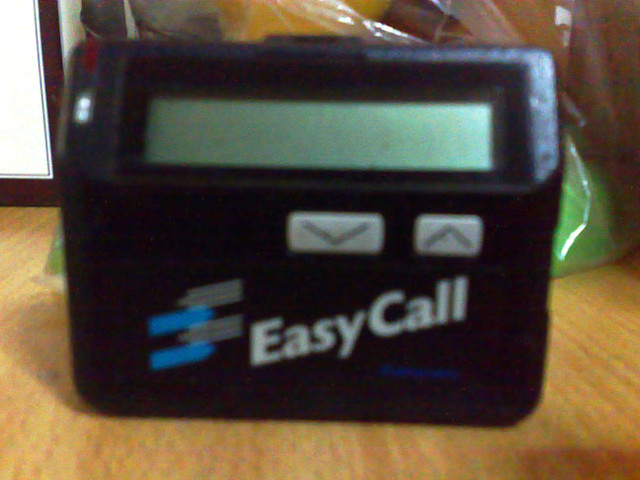 Easy Call Beeper