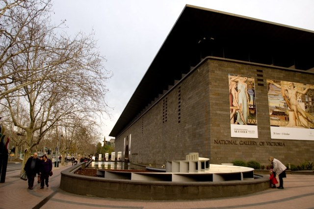 NGV National Gallery of Victoria