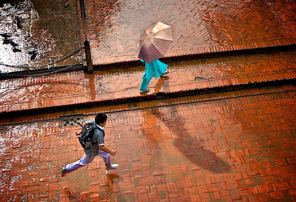 Monsoon Dash, Patan, Kathmandu