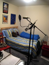 Bedroom recording studio | Flickr - Photo Sharing!
