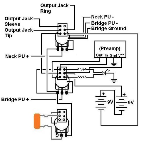 aguilar obp 3 wiring diagrams
