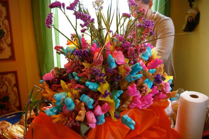 Peep bouquet/centerpiece III