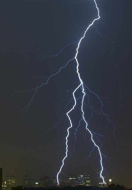 Boston Thunderstorm