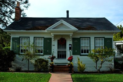 House Design Photo: Sweet 1920's style California House ...