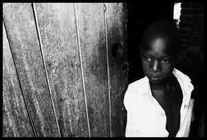 Boy in Maranatha Orphanage, Iganga, Uganda.